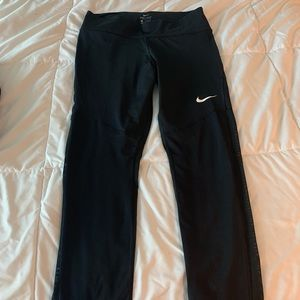 Nike Fly Victory Black Capris